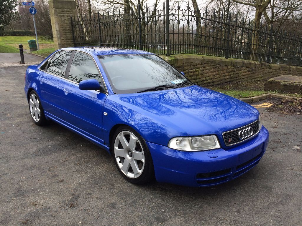 1998 audi s4 2 7 bi turbo b5 nogaro blue saloon in rochdale manchester gumtree. Black Bedroom Furniture Sets. Home Design Ideas
