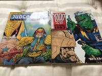 JUDGE DREDD/2000AD/MARVEL