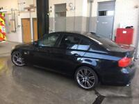 BMW 3 series 318d M sport package (facelift model)