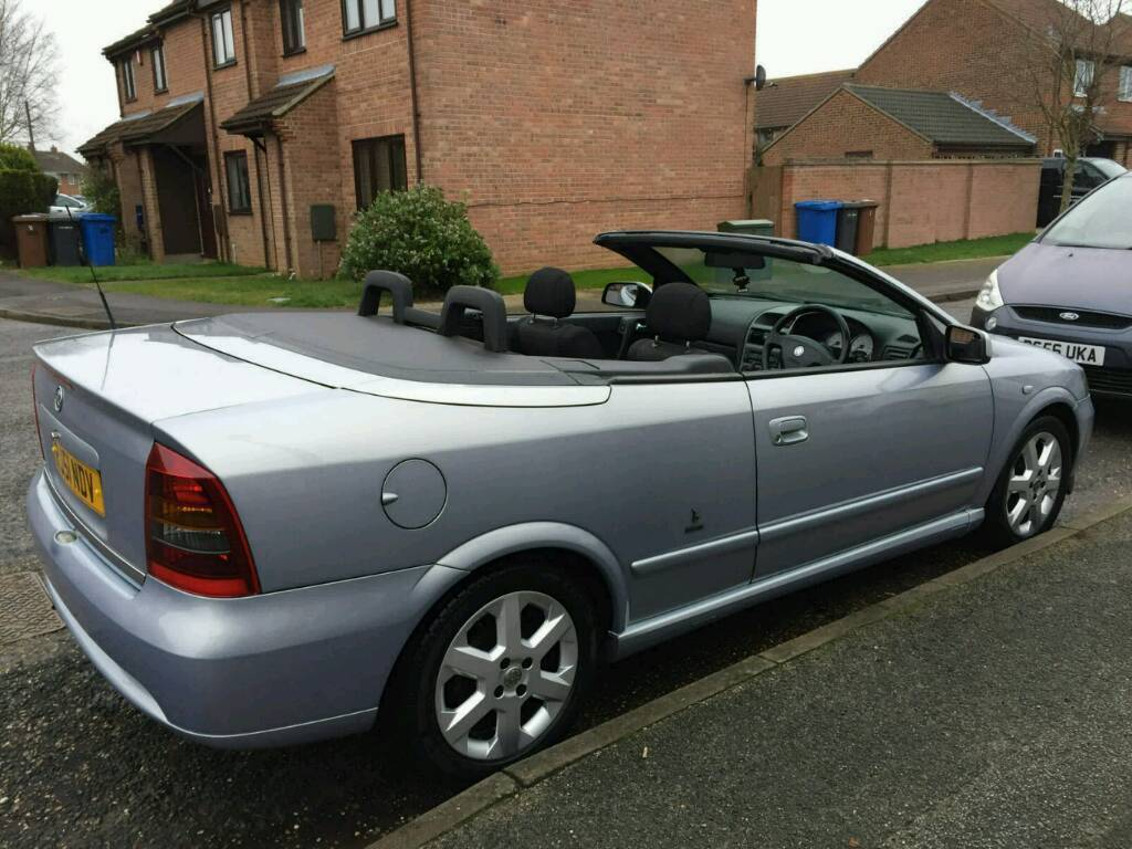 vauxhall astra 1 6 16v bertone convertible low mileage in ipswich suffolk gumtree. Black Bedroom Furniture Sets. Home Design Ideas