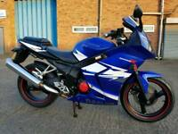 Daelim VJF 125 Roadsport Roadwin R
