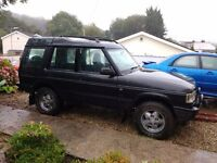 300TDI Discovery ideal workhorse