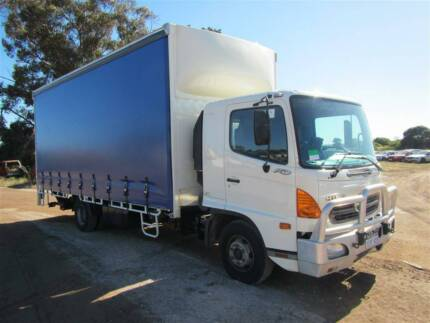 Truck with contract for sale