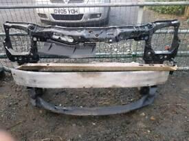 Vauxhall Corsa d front slam panel