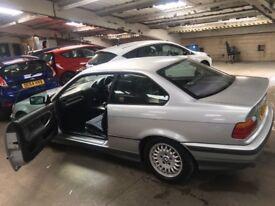 Classic Silver BMW-Long MOT