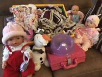 Baby Annabelle dolls
