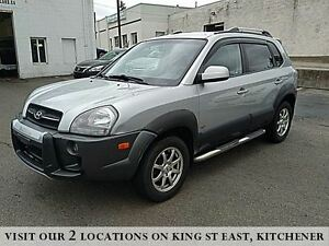 2007 Hyundai Tucson GL V6 | RUNNING BOARDS | CERTIFIED
