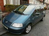 Volkswagen sharan 1.9 6speed