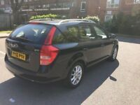 KIA CEED 2010 ESTATE LOW MILES 1.6 CRDI