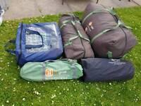 High gear corado 6 berth tent