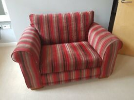 Love Seat / Chair / Snuggle Sofa from Next