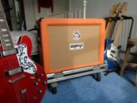 Orange AD30R Combo 2x12 All Valve Guitar Amplifier with Flight Case