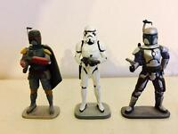 Star Wars Hand Painted Figurines
