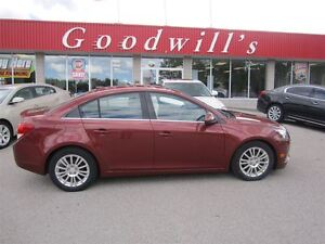 2012 Chevrolet Cruze LT! REMOTE START! CLEAN CAPROOF!