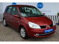 RENAULT SCENIC Can't get car finance? Bad credit, unwmployed? We can help!