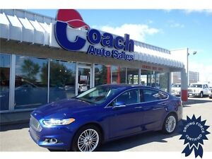 2016 Ford Fusion SE, 5,034 KMs, All Wheel Drive, Seat Memory