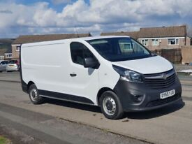 Vauxhall, VIVARO, LONG WHEELBASE , NO VAT , MOST HISTORY