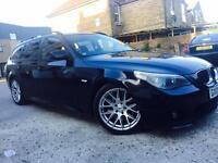 BMW 535d m sport twin turbo 286bhp
