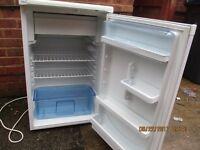 Fridge freezer. LEC under counter fridge freezer. excellent condition