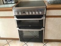 Indesit Electric Cooker ( like new).