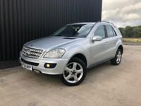 2008 Mercedes-Benz M Class 3.0 ML280 CDI S 7G-Tronic 5dr 2Previous Owners, 2 Keys, Finance Available