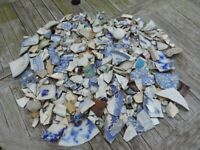 Huge Selection Of Broken China – Perfect For Up-cycling Projects