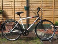CHALLENGE Blizzard Hybrid Mountain Bike. 26''wheels. 48cm Medium frame. 6 speed. Very good condition