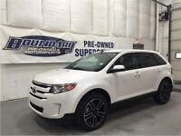 2013 Ford Edge SEL Sport Appearance Package W/ Remote start, Pus