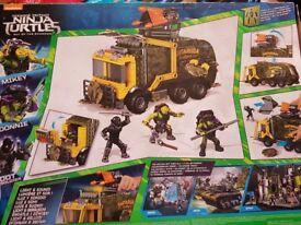 Teenage mutant ninja turtles Out Of Shadows Battle Truck