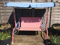 Children's swing seat