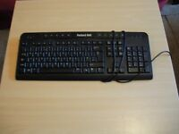 Hewlett Packard PC keyboard