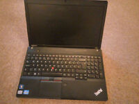 Lenovo E530 Intel i3 Laptop HDMI Webcam win 7