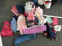 Huge bundle 2-3 year girls clothes