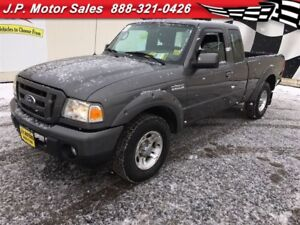 2011 Ford Ranger Sport, Extended Cab, Auto