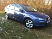 2005 FORD FOCUS ZETEC - 1 YEARS MOT - SERVICE HISTORY
