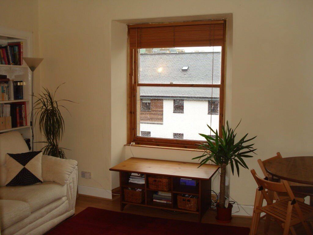 Lovely quiet, sunny one bedroom flat available for rent from early Nov