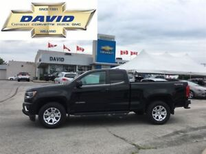 2016 Chevrolet Colorado 4LT EXT 4WD SHORT, PSEATS, ALLOYS, FOGS,