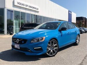 2017 Volvo S60 T6 AWD Polestar FINANCE FROM 0.00 % UP TO 36 MONT