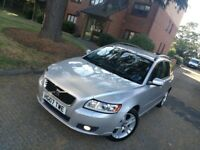 Volvo V50 automatic diesel 2007 face-lift