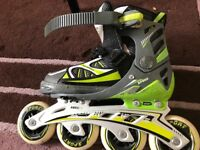 Action roller blades size M 35-38
