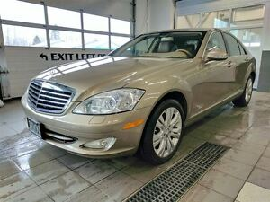 2009 Mercedes-Benz S550 Plug-In Hybrid S450 4MATIC - New Winshie