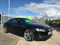 Late 2011 Audi A5 2.0 TDI S Line Black Edition Coupe ((Finance and Warranty)) (320D,A4,golf)