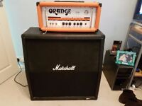 Marshall M412A angled cabinet.