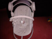 Mamas and Papas Starlite Rocker Swing