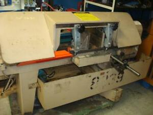 Kalamazoo 9X16 Horizontal Band Saw