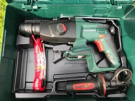 Brand New Metabo SDS Hammer Drill (Body Only) - 3 Years Warranty
