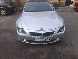 55 REG BMW 630i COUPE 6 SPEED MANUEL M6 REPLICA