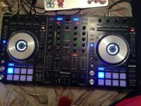 DDJ SX WITH FLIGHT CASE 550