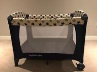Mothercare Classic Travel Cot