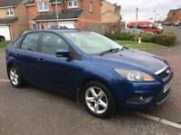 08 Ford Focus Zetec 1.6 MOT Sept 2018 Immaculate as Astra Vectra Mondeo Golf 308 Cmax A3